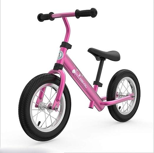 SISI Niños de Dos Ruedas pedalless Bicicleta aleación de Aluminio ...
