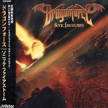 album sonic firestorm dragonforce