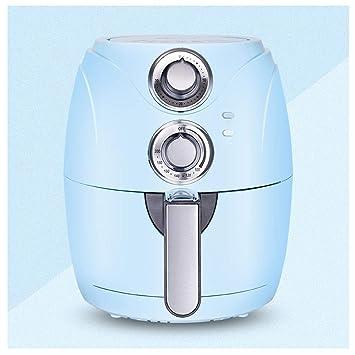 YYD Freidora de Aire - Freidora eléctrica sin Aceite de Uso doméstico Máquina multifunción automática de