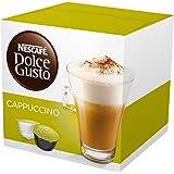 Nescafe Dolce Gusto, Cappuccino, 16 Cápsulas