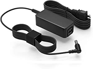 19V Power Cord Adapter Fit for LG 27GL83A-B 27GN750-B 27GN850-B 27BL55U 27UL550 27UL500 27GK65S-B 27GK65S 27GN750 27GN75P 27GN75B 27GL83A 27GN600-B 27GN600 27 inches Monitor Supply Charger Cord