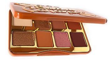 Too Faced Edición Limitada Salted Caramel Mini Paleta De Sombra De Ojos 2020 Beauty