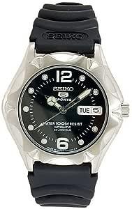Seiko Sport Watch For Unisex Analog Rubber - SNZ453J2