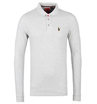 LUKE 1977 Polo Classic Williams Homme Noir 0cRwuPdc