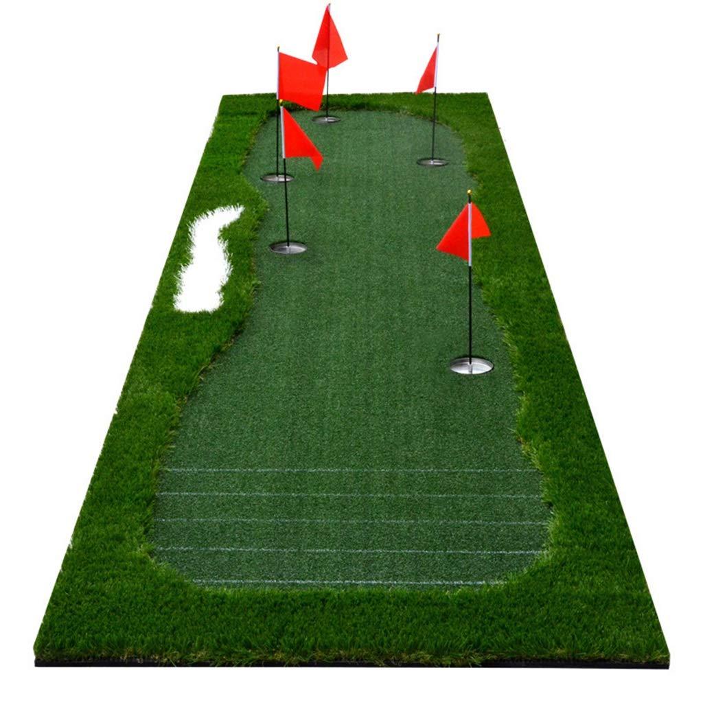 XYGG Práctica de práctica de Golf Academy - Práctica de Golf Golf Driving Range Mat/Launch Pad Práctica de Golf 100cm * 350cm: Amazon.es: Deportes y aire ...