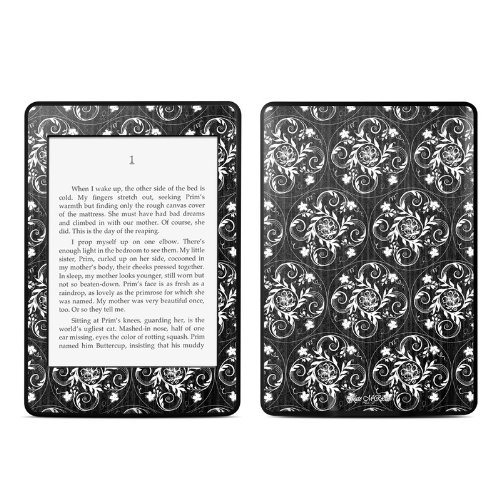 Sophisticate Design Protective Decal Skin Sticker for Amazon Kindle Paperwhite eBook Reader (2-point Multi-touch) - Sophisticate Design