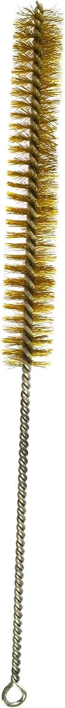 Brosse m/étallique en laiton 3//4 du tuyau de nettoyage d/étail//trou dAl/ésage//SIL NETTOYANT298