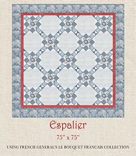 - French General Quilt Pattern ^ - Espalier Path (75