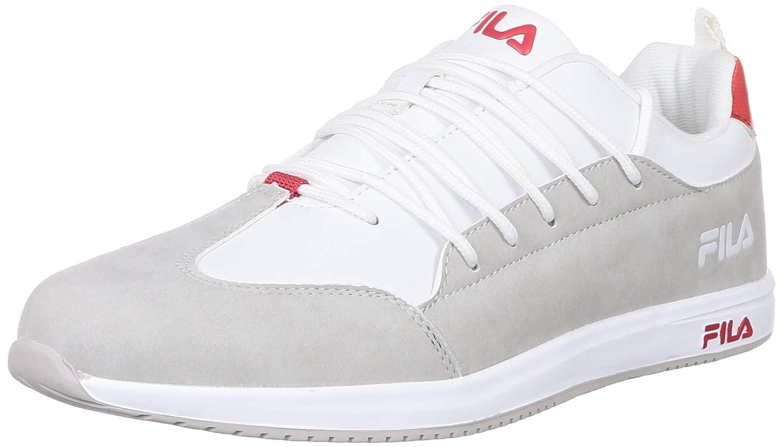 Buy Fila Men's LT Grey/White/CHN Red