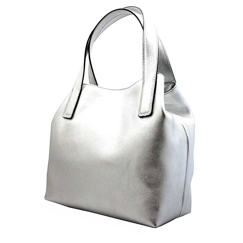 COCCINELLE Tasche Mila Damen Silber E1BE5110201169 Die Offizielle ...