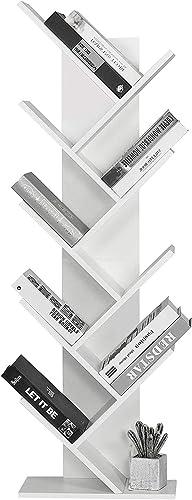 Paddie 9-Tier Tree Bookshelf
