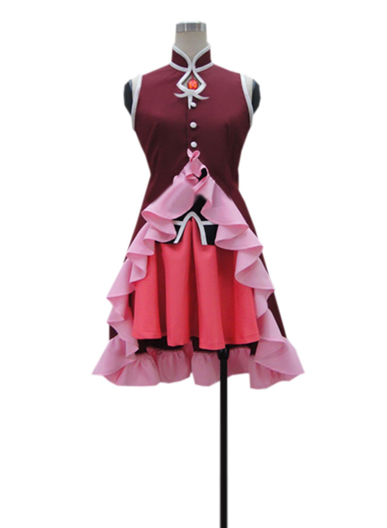 Dreamcosplay Anime Puella Magi Madoka Magica Sakura Kyouko Outfits Cosplay