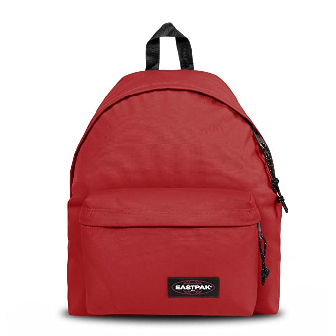 Eastpak Padded PakR Mochila, Unisex Adulto, Rojo, Única: Amazon ...