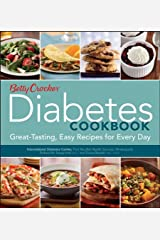 Betty Crocker Diabetes Cookbook: Great-tasting, Easy Recipes for Every Day (Betty Crocker Cooking) Kindle Edition