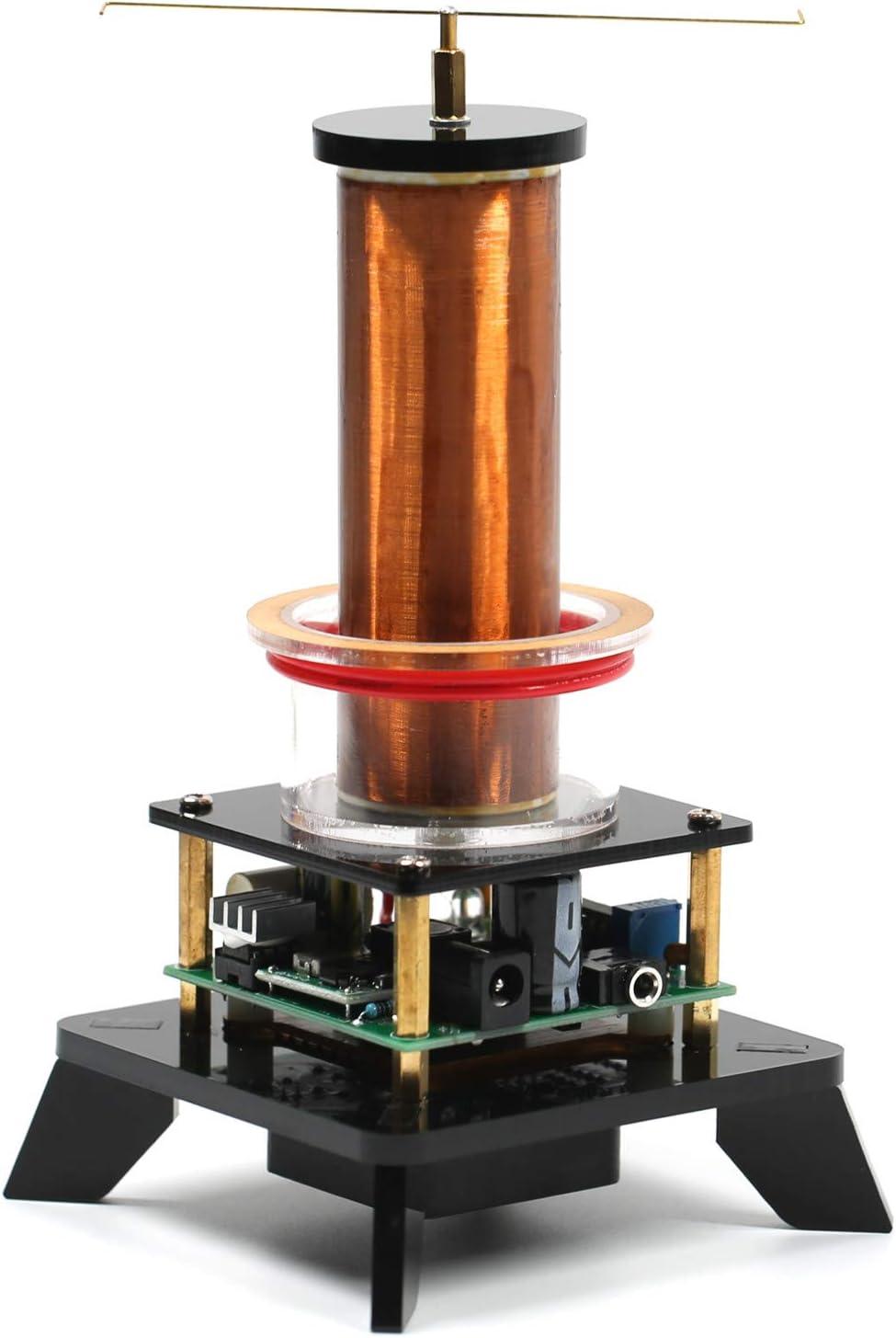 Toys & Games Learning & Education Joytech Music Tesla Coil Arc ...