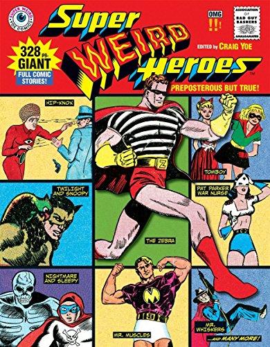 Golden Superhero Costume (Super Weird Heroes: Preposterous But True!)