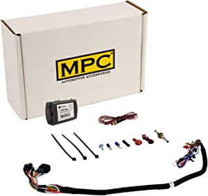 MPC Plug-n-Play Remote Start Kit for 2007-2014 Chevrolet Tahoe. Uses Your Factory Remotes - 3X Lock Activation. Includes Flashlink Updater (Required for Installation in This Vehicle).