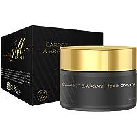 Natuurlijke Bleek Gezicht Crème - tegen Pigmentvlekken en Ouderdomsvlekken op het gezicht - 50 ml Bleekcrème om de huid…