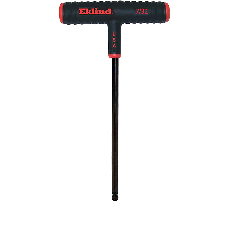 EKLIND 61816 1//4 Inch Power-T T-Handle Ball-Hex T-Key Allen Wrench