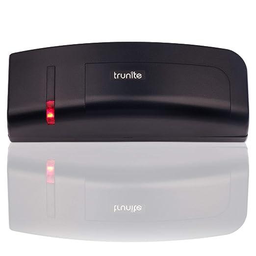 Trunite Sensor de Movimiento de microondas, 24,125 GHz, Detector de Sensor de Infrarrojos Universal para Puerta automática Sistema de Control de Acceso ...