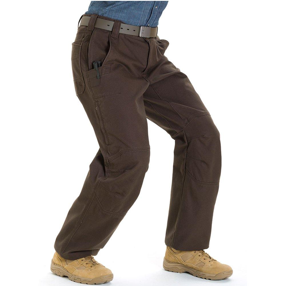 5.11 Men's Kodiak Pants, Saddle Brown, 35-Waist/34-Length
