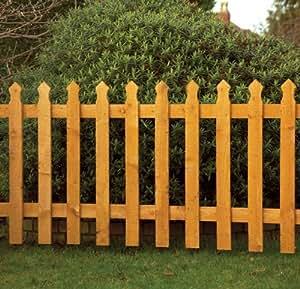 Grange Fencing Ltd Tulip Palisade Fence