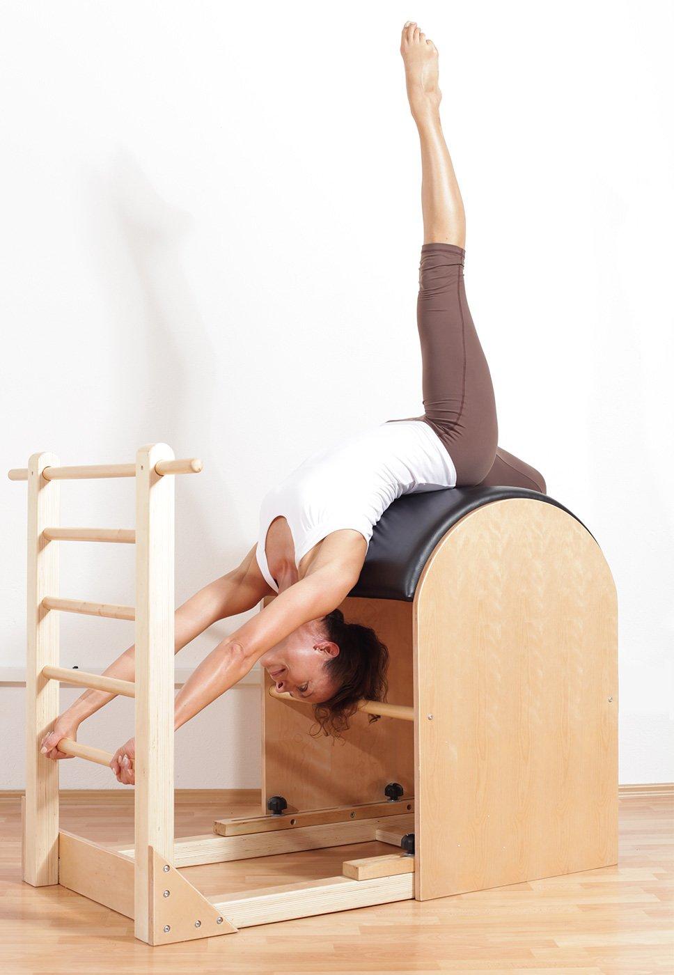 Barril escalera yogistar