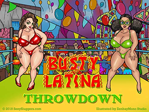 Busty latina girls can