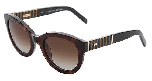 Fendi - Gafas de Sol - para Mujer Marrón/marrón Claro ...