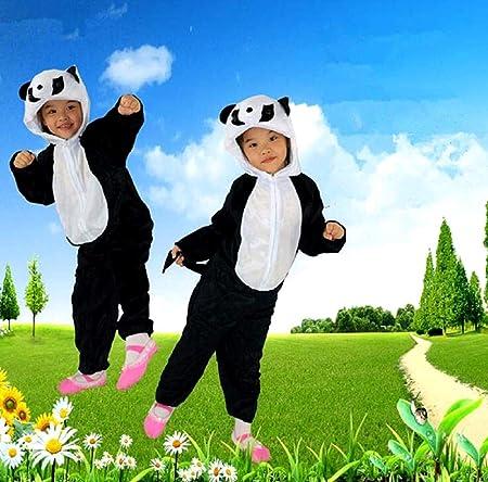 Disfraz de oso - panda - 8/9 años - disfraz - carnaval - halloween ...