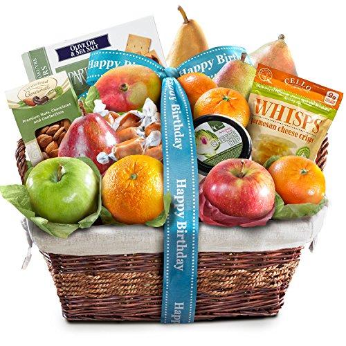 Fruit Birthday Basket - 9