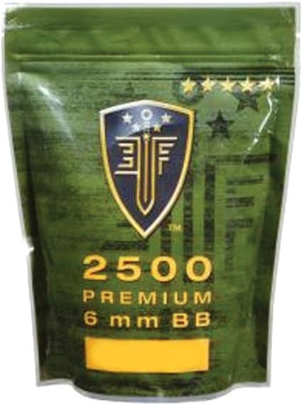 UMAREX ELITE FORCE 0.25 g BB /'s sac en plastique 2500 6 mm Airsoft