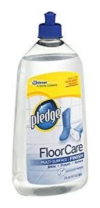 Pledge Floor Care Multi-Surface Finish, 27 OZ