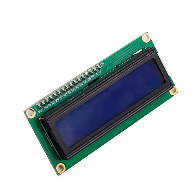 SunFounder IIC/I2C/TWI I2C LCD1602 Display Module for Arduino and Raspberry Pi: Amazon.es: Electrónica