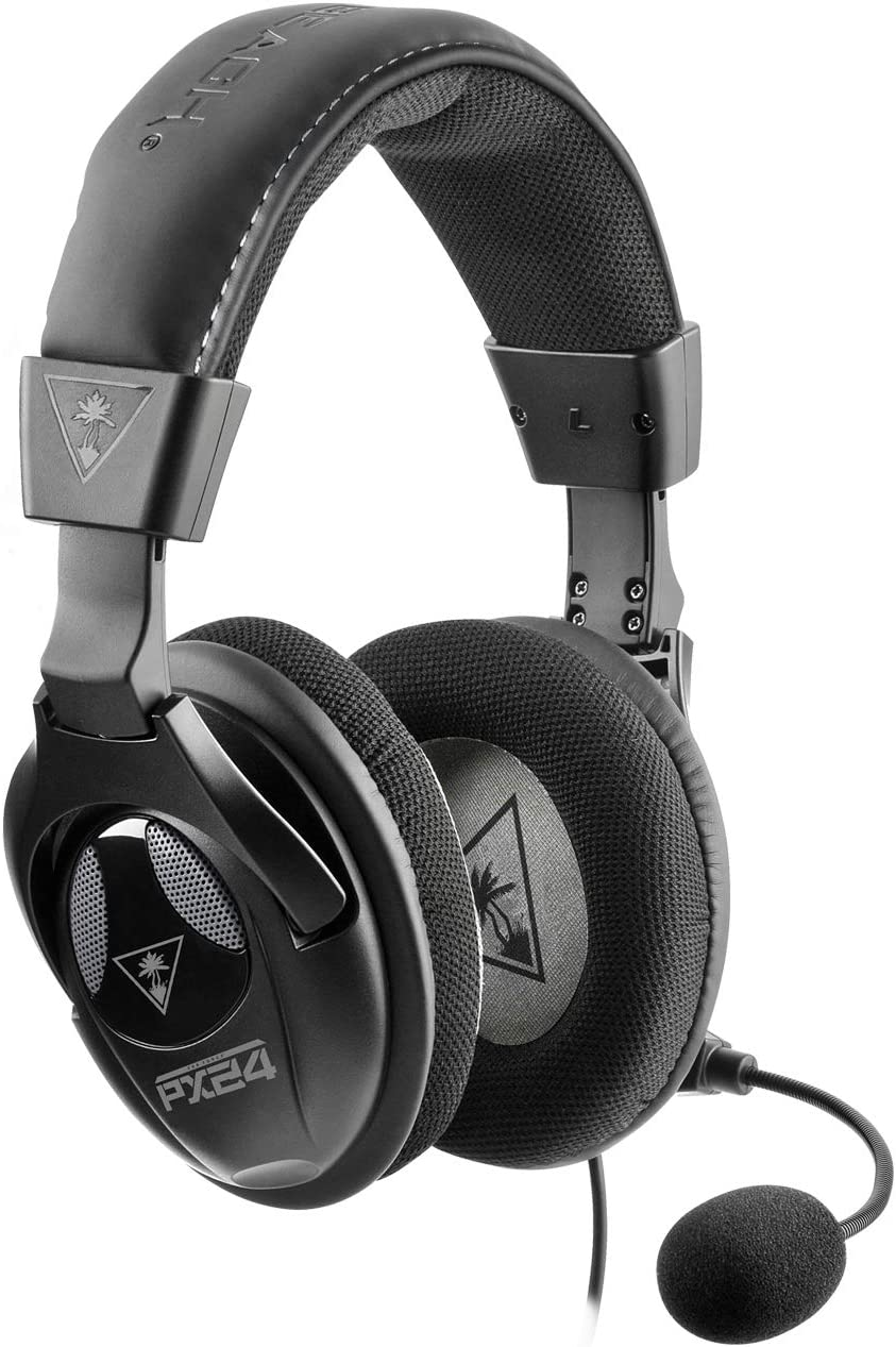 Turtle Beach PX24 - Auriculares gaming para PS4, Xbox One y PC ...