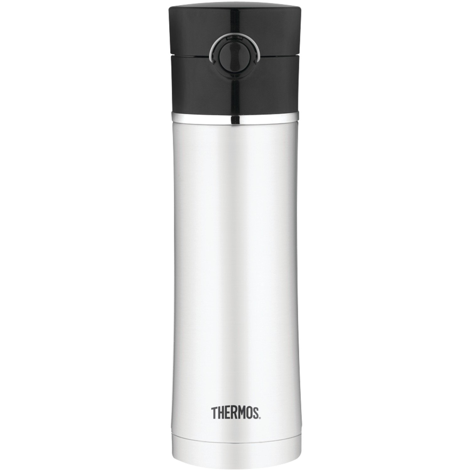 Thermos Sipp 16-Ounce Drink Bottle, Black by Thermos