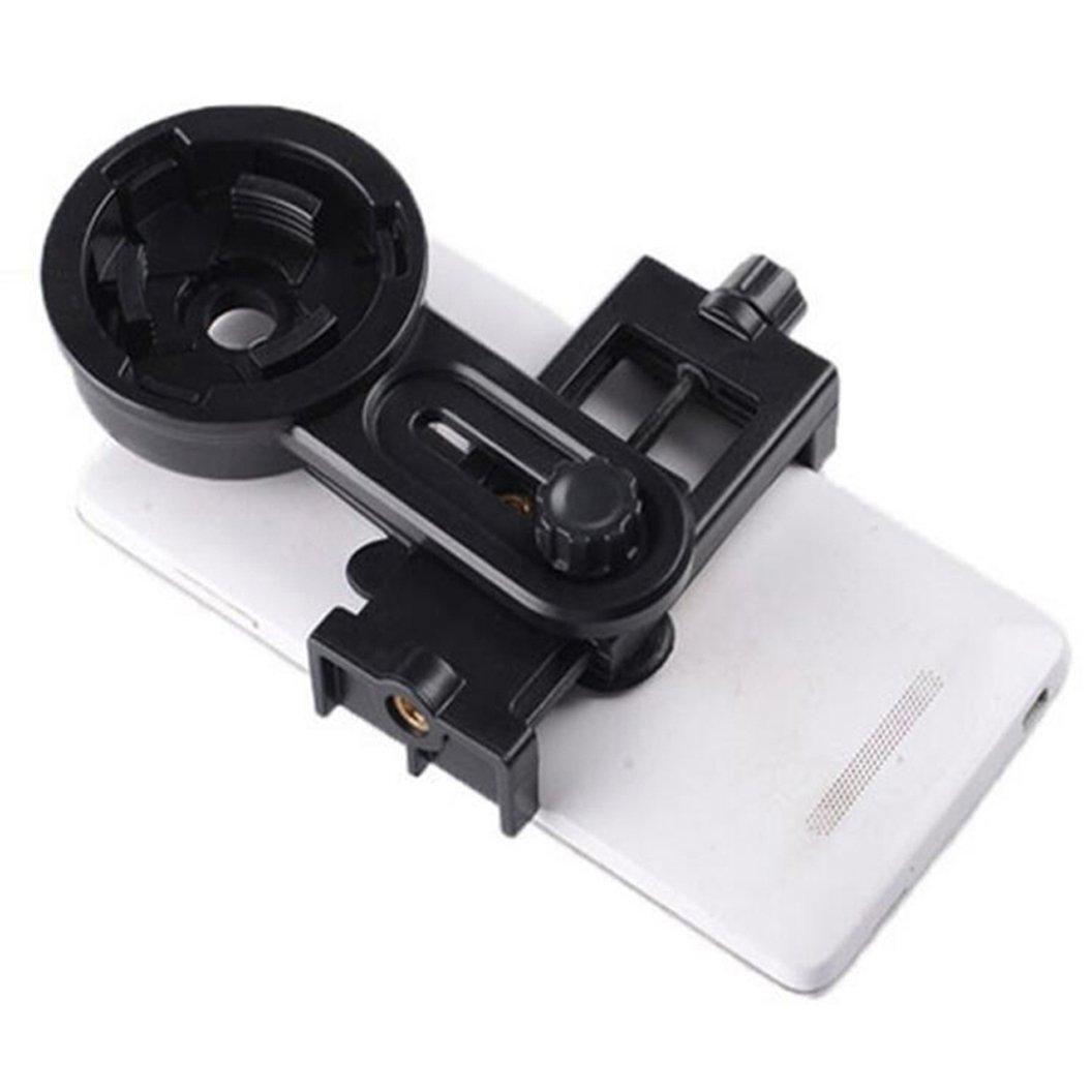 Careshine telescopio connessione mobile phone Holder staffa a scomparsa multifunzione regolabile adattatore universale per collegare il tuo telefono cellulare clip/ /qualsiasi telefono cellulare a una variet/à di ottica