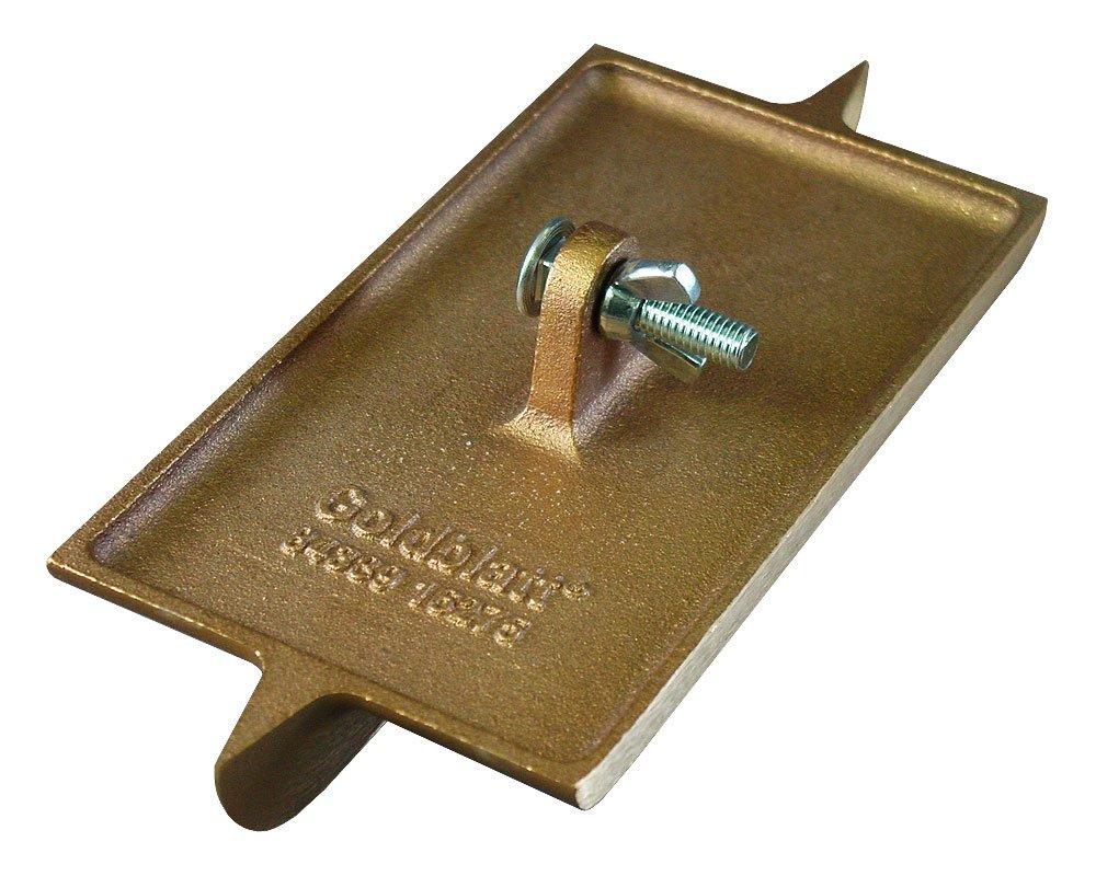 Goldblatt G16275 Walking Groover-Bronze