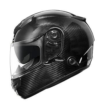 MERRYHE Cascos De Cara Completa De Motocross De Fibra De Carbono Toda La Temporada Casca De
