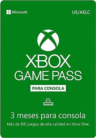Suscripción Xbox Game Pass - 3 Meses | Xbox Live - Código de ...