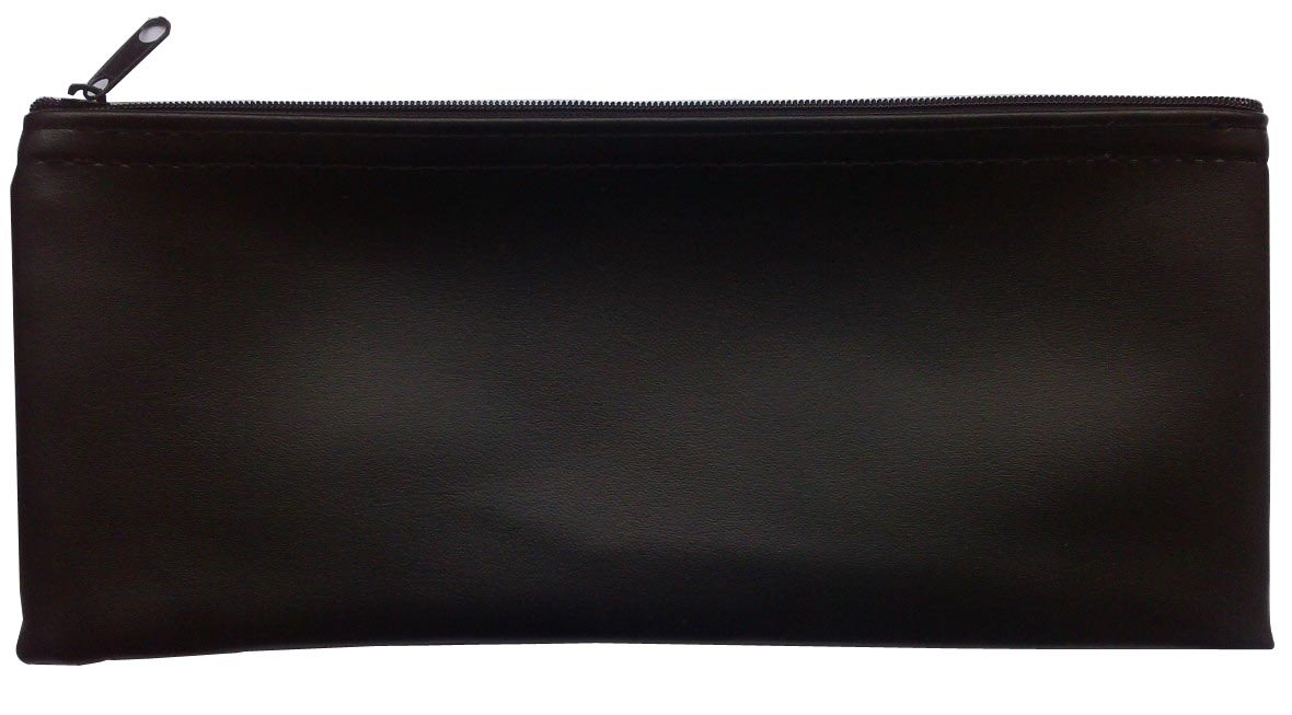 Black Zipper Microphone Pouch Bag fits Shure SM58 SM57 Beta 57A 58A 4.5x9.7 Boly For SM58