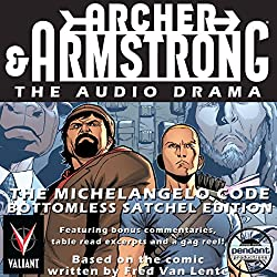 Archer & Armstrong The Michelangelo Code