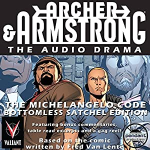 Archer & Armstrong The Michelangelo Code Hörbuch
