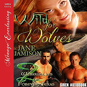 Wild for Wolves Audiobook