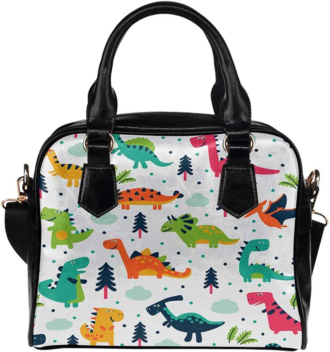 Dinosaurs Galaxy PU Leather...