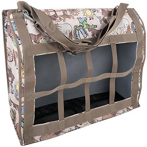 (Designer Top Load Hay Bag in Design Frontier )