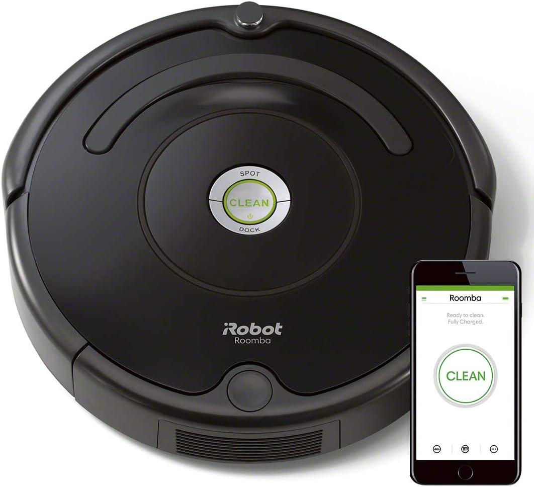 iRobot Roomba 671 Robot aspirador suelos duros y alfombras ...
