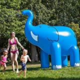 BigMouth Ginormous Inflatable Elephant Yard Sprinkler