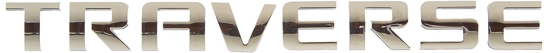 Front GM Genuine 25848463 Door Name Plate