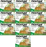 FRONTLINE PLUS for Cats Flea & Tick Control Green 6 Months 10pk